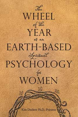 The Wheel of the Year as a Spiritual Psychology for Women Book Cover